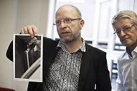 Malthe-Sørenssen innrømmer Treholt-juks