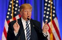 Donald Trump vant tre nye delstater