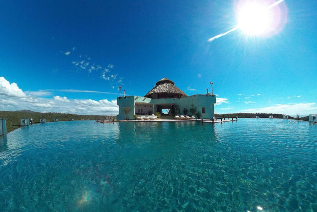 <p>NYTT HOTELL: I år samles deltagerne på dette luksushotellet i Mexico.</p>
