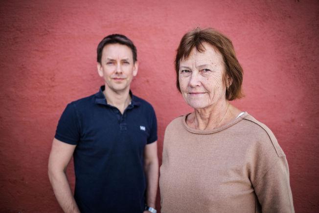 <p>ETIKKEKSPERTER: Professorene Reidar Pedersen og Reidun Førde ved Senter for medisinsk etikk.</p>