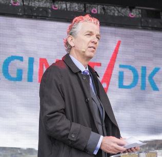 SKJERPET KONTROLLEN: Auke Lont er styreleder i IFE, som eier Halden-reaktoren.
