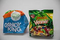 Smågodtkrigen: Nesten 50 kroner skiller disse godteposene