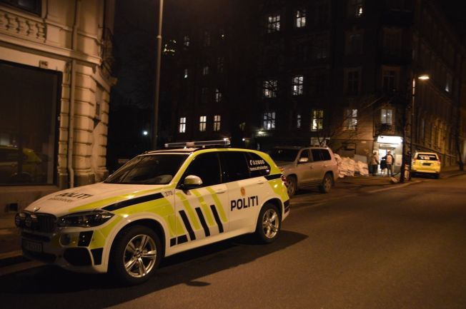 <p>OSLO SENTRUM: Det var i Schweigaardsgate i Oslo at flere ungdommer startet slåsskamp. En person er fraktet til sykehus etter hendelsen.</p>