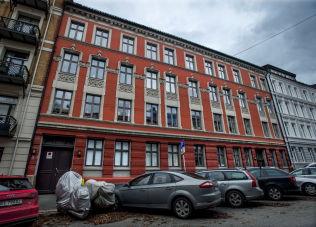 <p>ÅSTED: Siktede har forklart at han drepte samboeren i leiligheten hvor de bodde sammen på Grünerløkka i Oslo.</p>