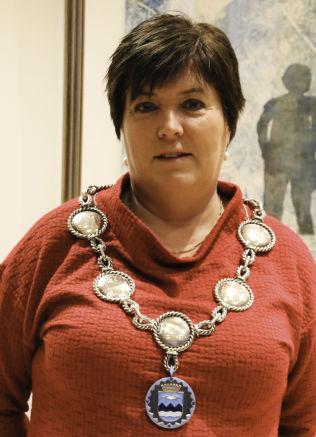 <p>ORDFØRER: Marianne Sandahl Bjorøy (Ap) i Fjell.<br/></p>