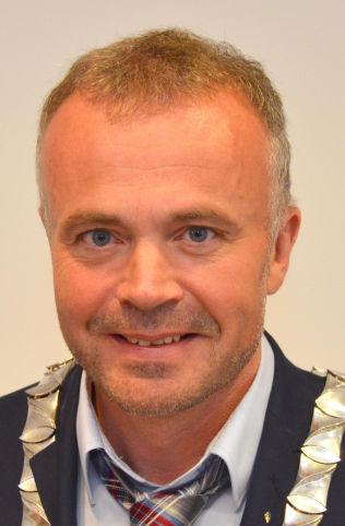 <p>ORDFØRER: Kjell Neergaard (Ap) i Kristiansund.<br/></p>