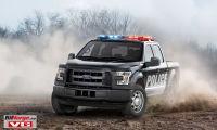 Sheriff-truck fra Ford