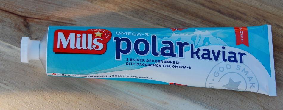 Polarkaviar tube 1