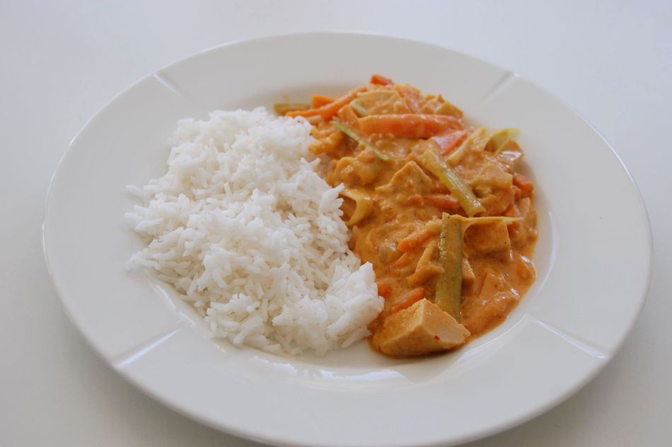 TINE Thai red curry ferdig 2