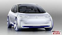 VW med «ny Golf» – helektrisk og med inntil 60 mil rekkevidde