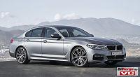Slik ble nye BMWs 5-serie