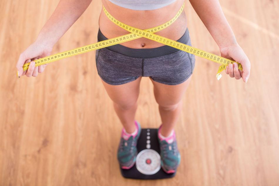 hvordan holde vekten