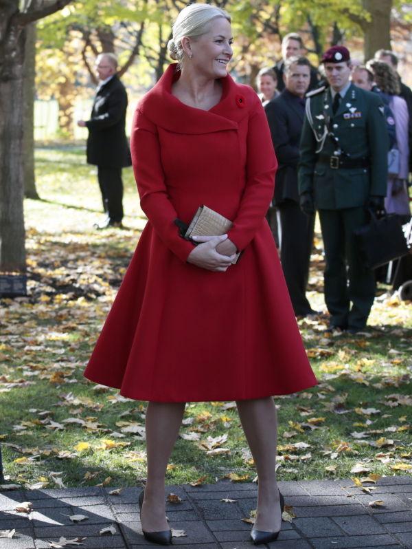 no Ottawa Minmote Kjole Mette Canadisk Marit I Kronprinsesse x0TAzq4wx