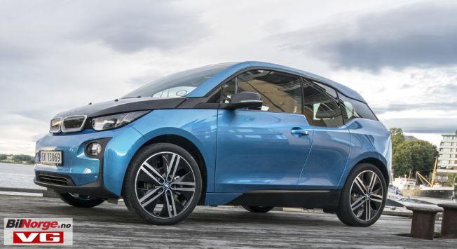 BESTSELGER: For første gang topper BMW registreringsstatistikken, og når det skjer er det med noe så særnorsk som en elbil.