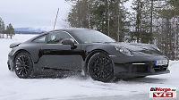 Her er neste generasjon Porsche 911 avslørt