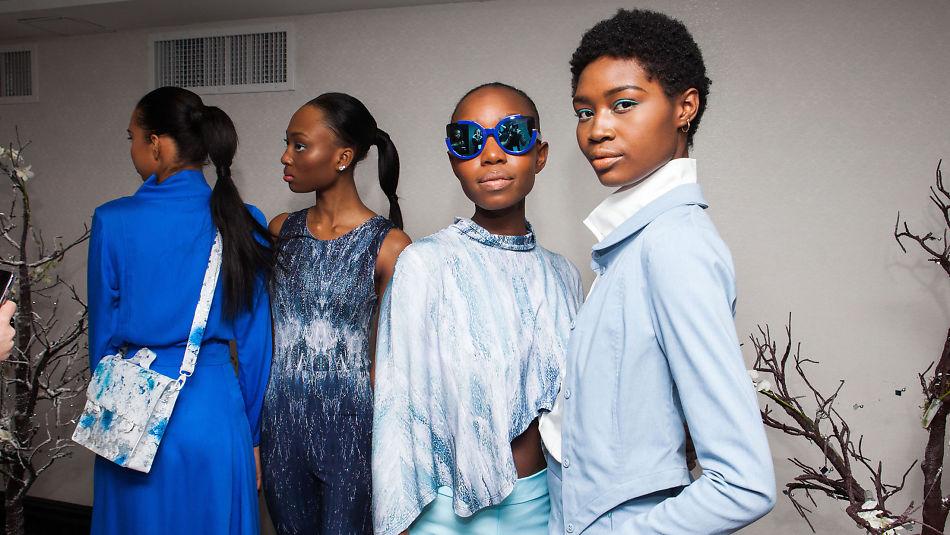 81cbda91 Slik var de norske visningene under New York Fashion Week - MinMote ...