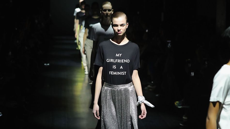 ac545104 New York Fashion Week: Sjekk designernes feminist-budskap - MinMote ...