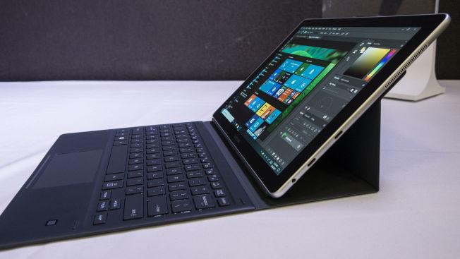 Målet til Samsung med Galaxy Book å gi deg både en god bærbar PC og et godt nettbrett, og førsteinntrykket vårt tilsier at de har klart det.