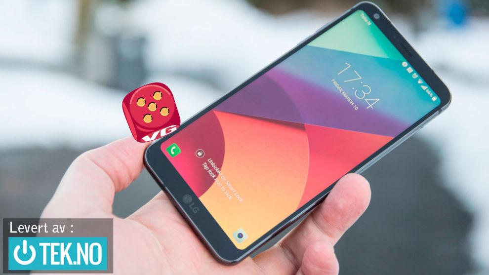 Skjermer som tar opp 80-90 prosent av mobilforsiden ser ut til å være på vei inn. Xiaomi Mi Mix startet gildet i fjor, og LG G6 fortsetter i år, om enn med LGs egen vri på konseptet.