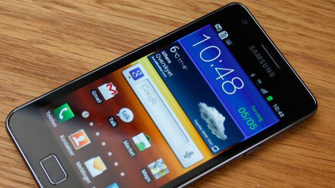 Galaxy S2 viste virkelig at Samsung mente alvor.