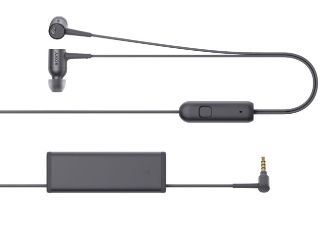 Sony MDR-EX750NA. Foto: Sony