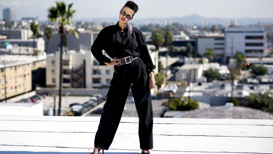 194eb555 KJENDISSTYLIST: Hodo Musa guider deg til Los Angeles' kuleste butikker.  FOTO: KLAUDIA