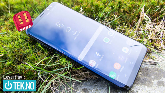 Galaxy S8+ er et råskinn med noen små irritasjonsmomenter.