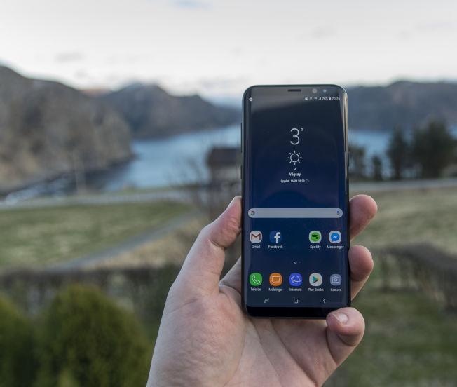 Designmessig har det skjedd en del med Samsung-menyene de siste par årene. Det hele har blitt veldig rent og pent i dag, og til tross for et utall funksjoner er det rimelig lett å finne frem.