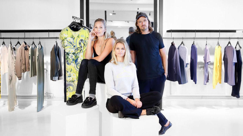 Holzweiler blir del av nytt eksklusivt samarbeid MinMote
