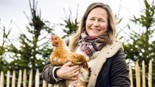 Økologisk kylling: Marianne fulgte økodrømmen