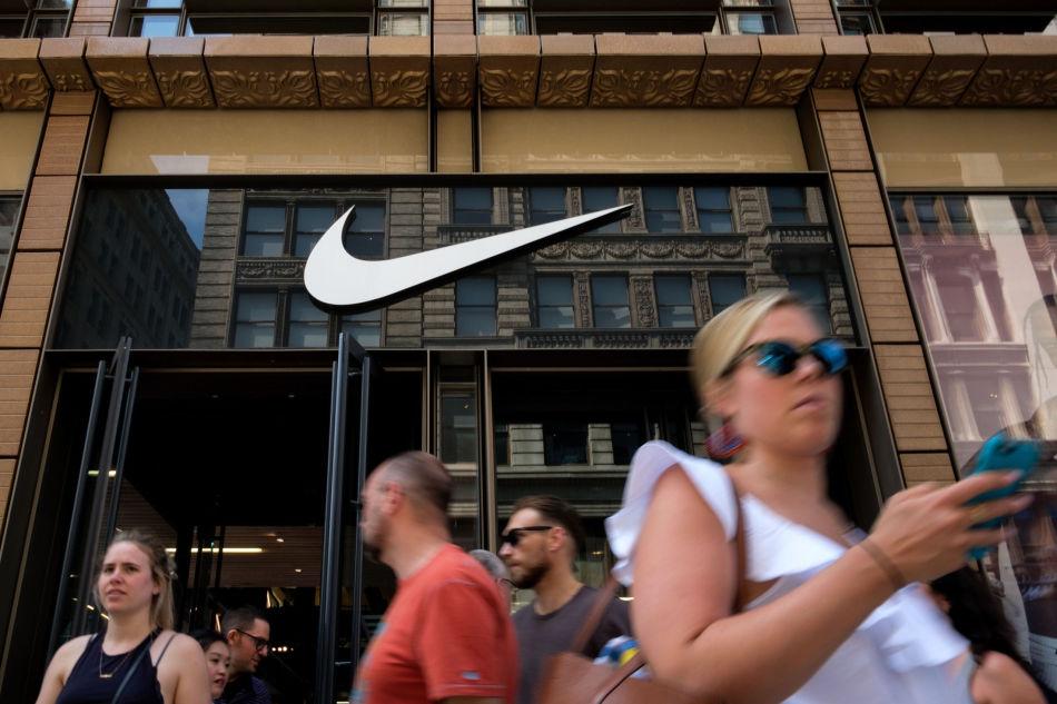 separation shoes 393c0 f7866 VÅR TUR Endelig får hovedstaden en egen Nike Brand Store. Foto Getty  Images
