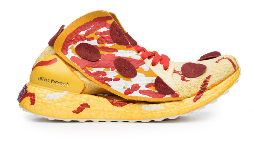 Godt med no sko lanserte Adidas matmotiv 9E2DHI
