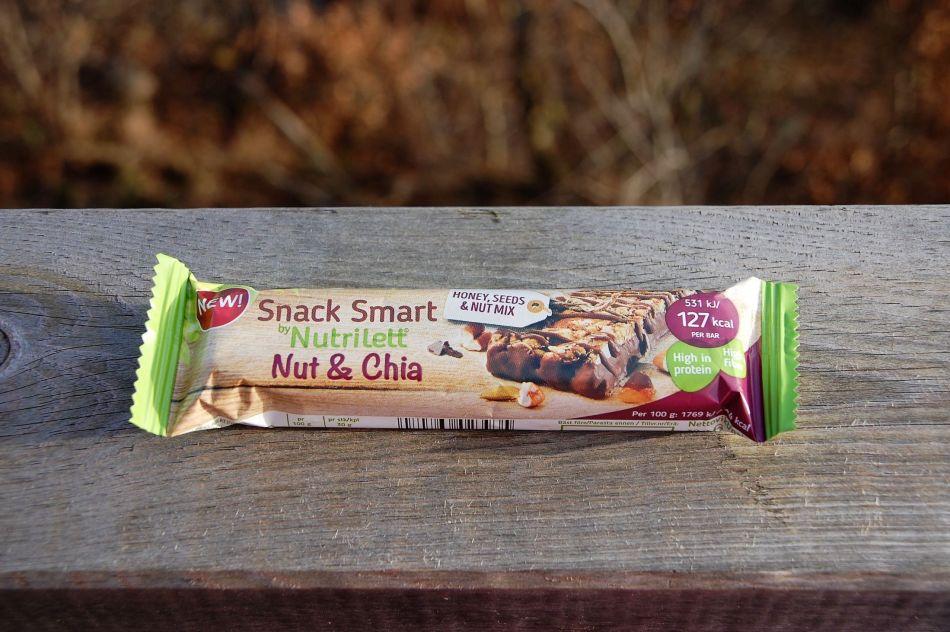 Nutrilett nut and chia