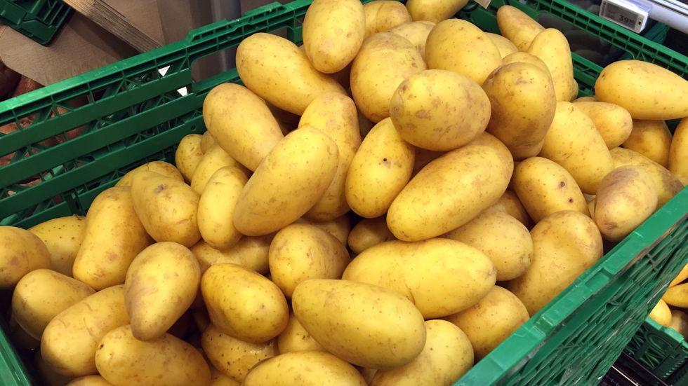 hvor lenge skal poteter koke