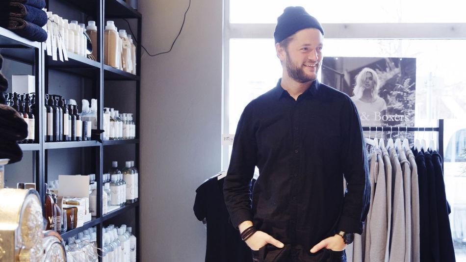 norsk nettside med klær steinkjer
