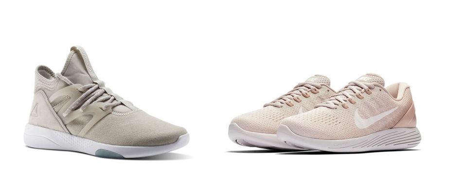 fresh vartrening sko