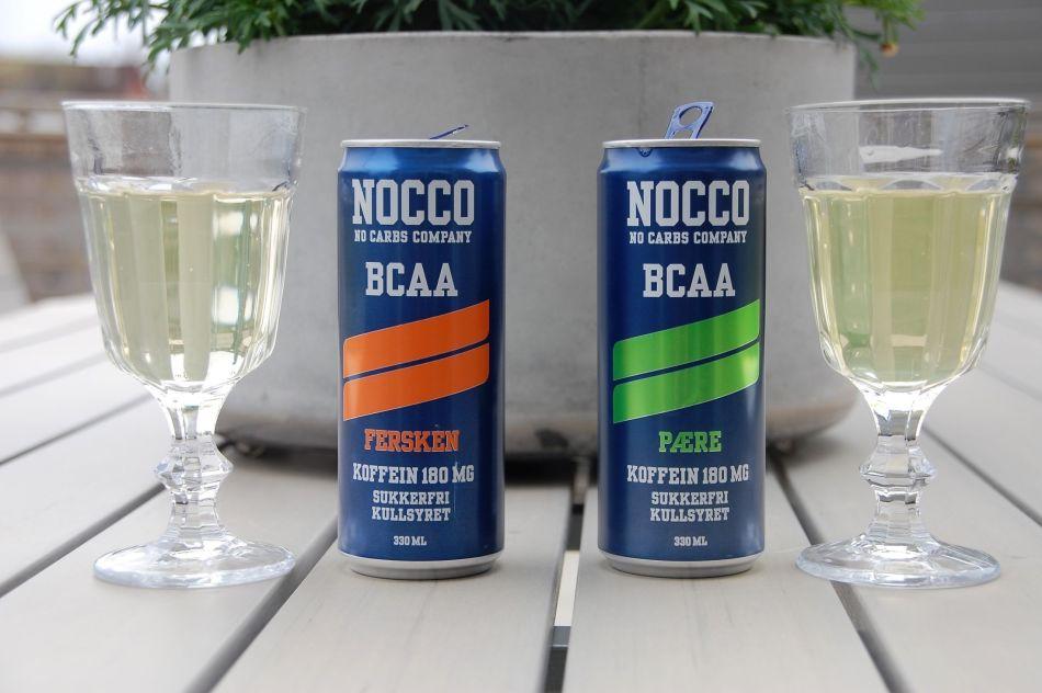 BCAA i glass