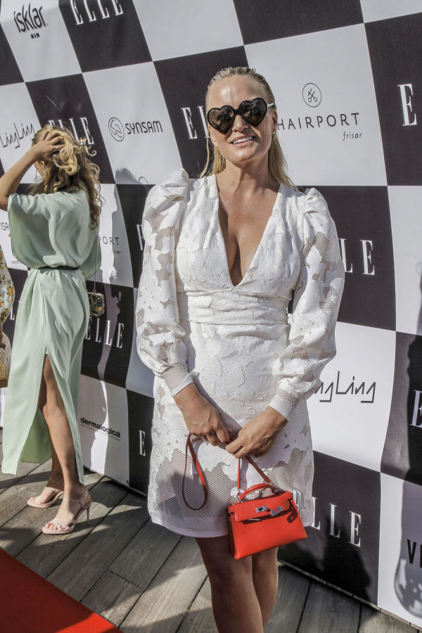 40750005 Pia Tjelta viste frem ny kjole på Elle-festen - MinMote.no - Norges ...