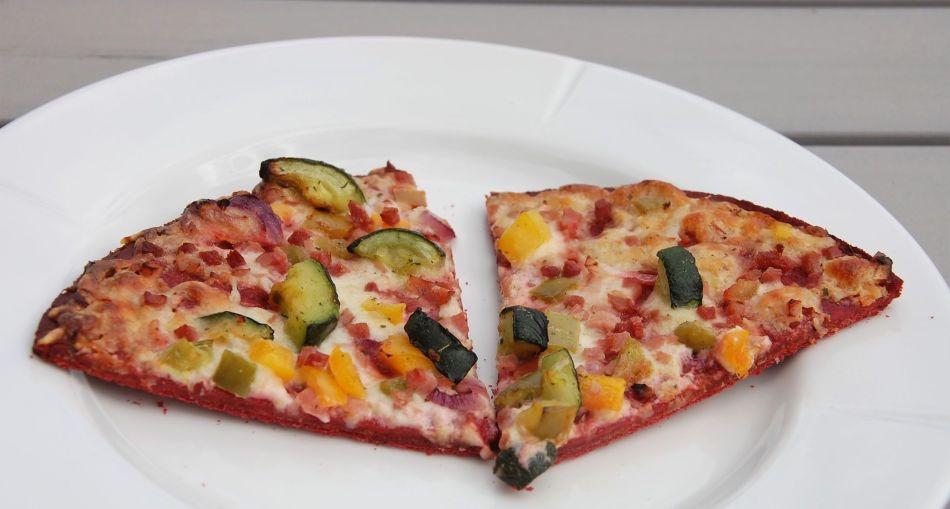 rødbetpizza nær