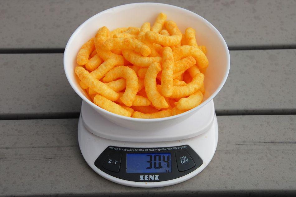 30 gram i skål