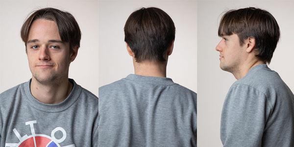 kjekke menn uten hår trondheim