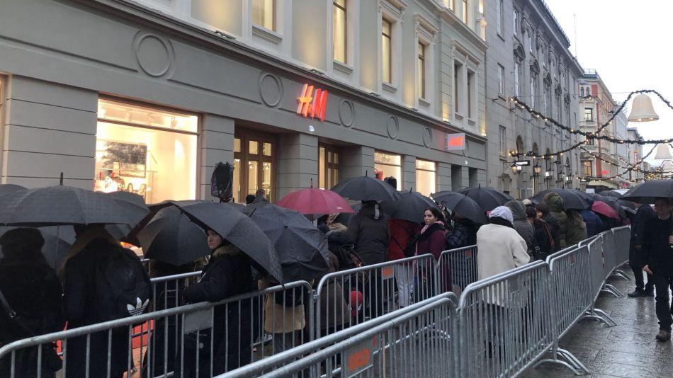 c4994930 H&M åpnet giga-butikk i Oslo - MinMote.no - Norges største moteside