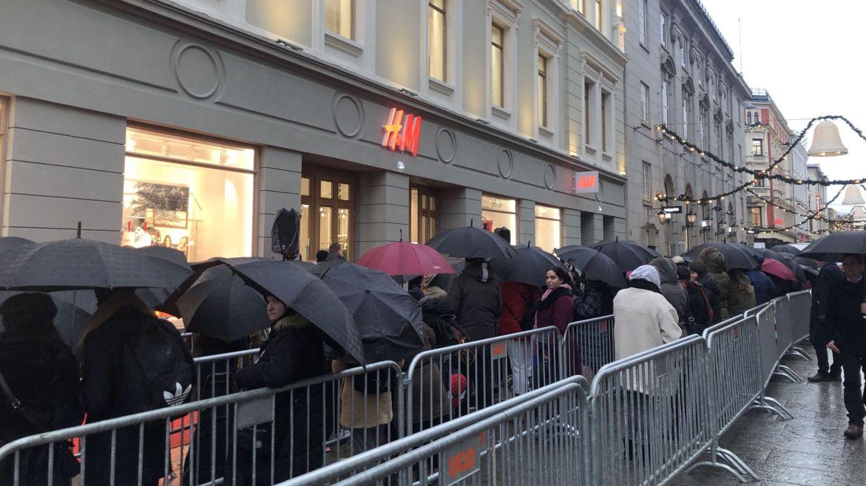 H&M åpner en av sine største butikker i Oslo | Costume.no
