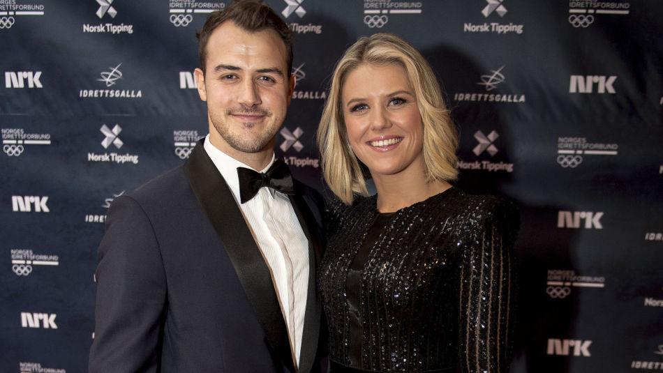 2361abd5 PROGRAMLEDER: Tiril Sjåstad Christiansen gjør sin programlederdebut på  Idrettsgallaen lørdag kveld. Her sammen med