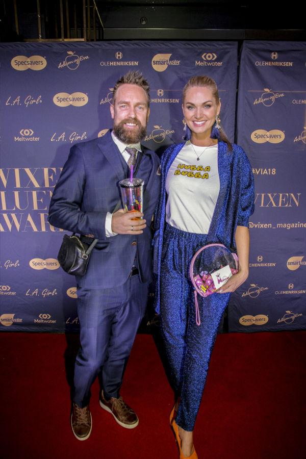 Disse Vant Vixen Influencer Awards Minmote No Norges Storste Moteside