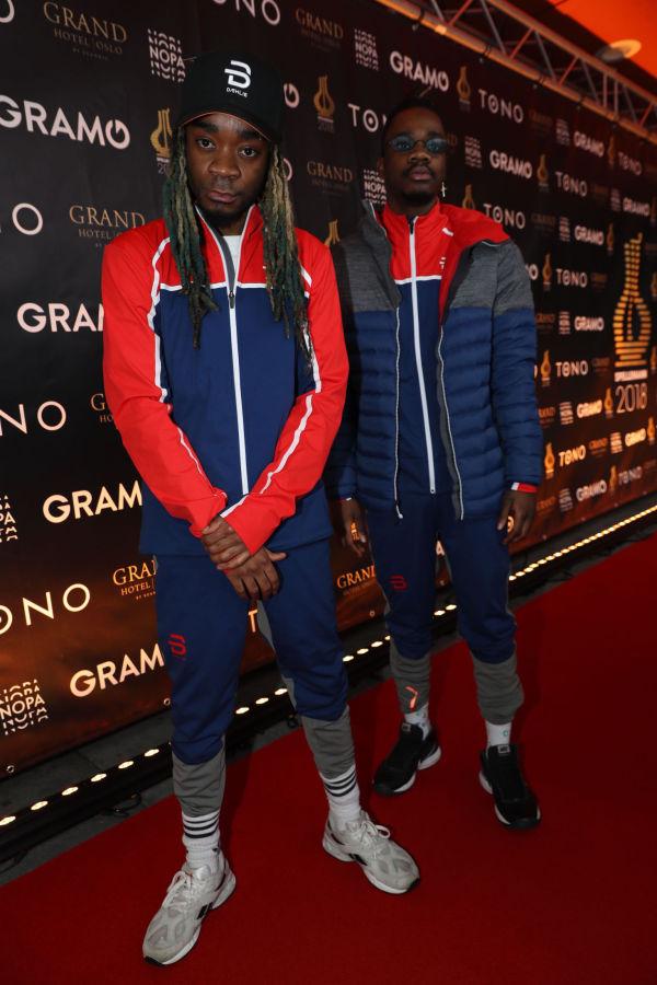7abd4e58 SPORTY: Rapgruppen Snow Boys hadde på seg dresser fra Bjørn Dæhlie – Vi  kommer rett