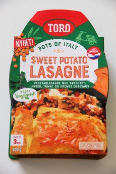 Lasagne pakke