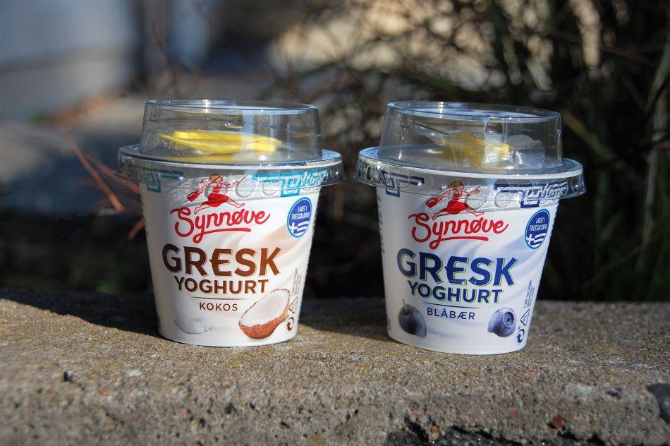 Gresk yoghurt beger horisontal