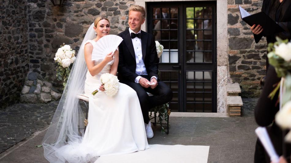 a8839d37 Brudespalten: Alt om Katrine og Fridtjofs romantiske bryllup ...