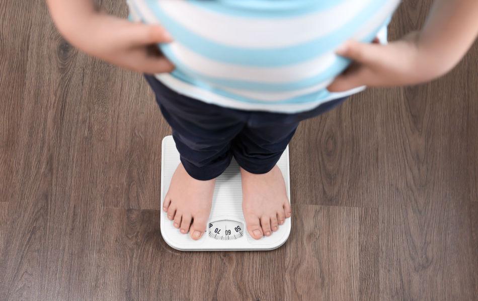 barn vekt slanking